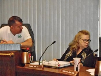 Finance Committee Hears Highlights of Local 598 Labor Management